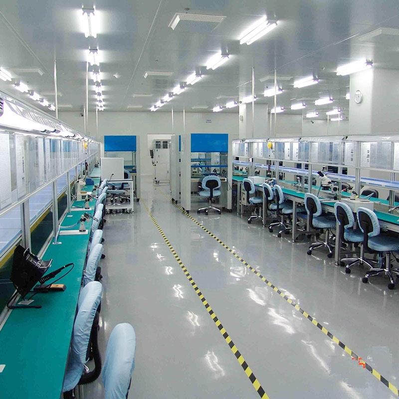 晶能光电江西有限公司项目详情